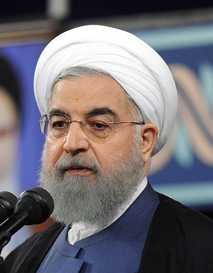 Hassan Rouhani, presidente do Irã desde 2013 (Foto: Wikimedia Commons)