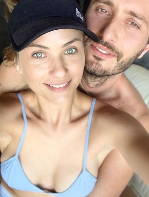 Luiza Valdetaro e Felipe Abad (Foto: Reprodução/Instagram)