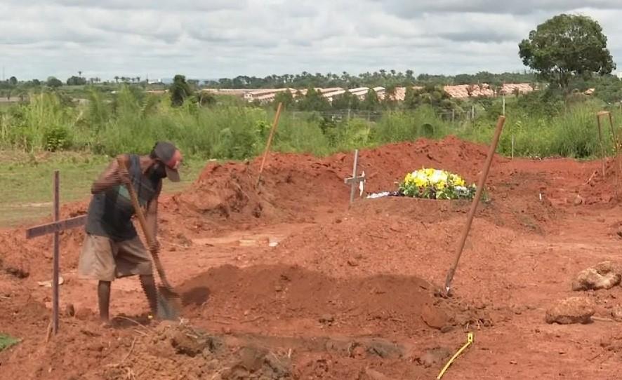 7700 pessoas já morreram pela Covid-19 no Maranhão