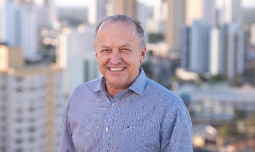 Otaviano Pivetta, candidato ao Senado — Foto: Divulgação