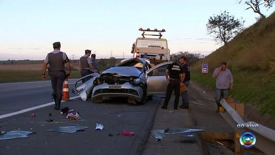 Três menores morrem após carro com seis pessoas capotar em Tatuí