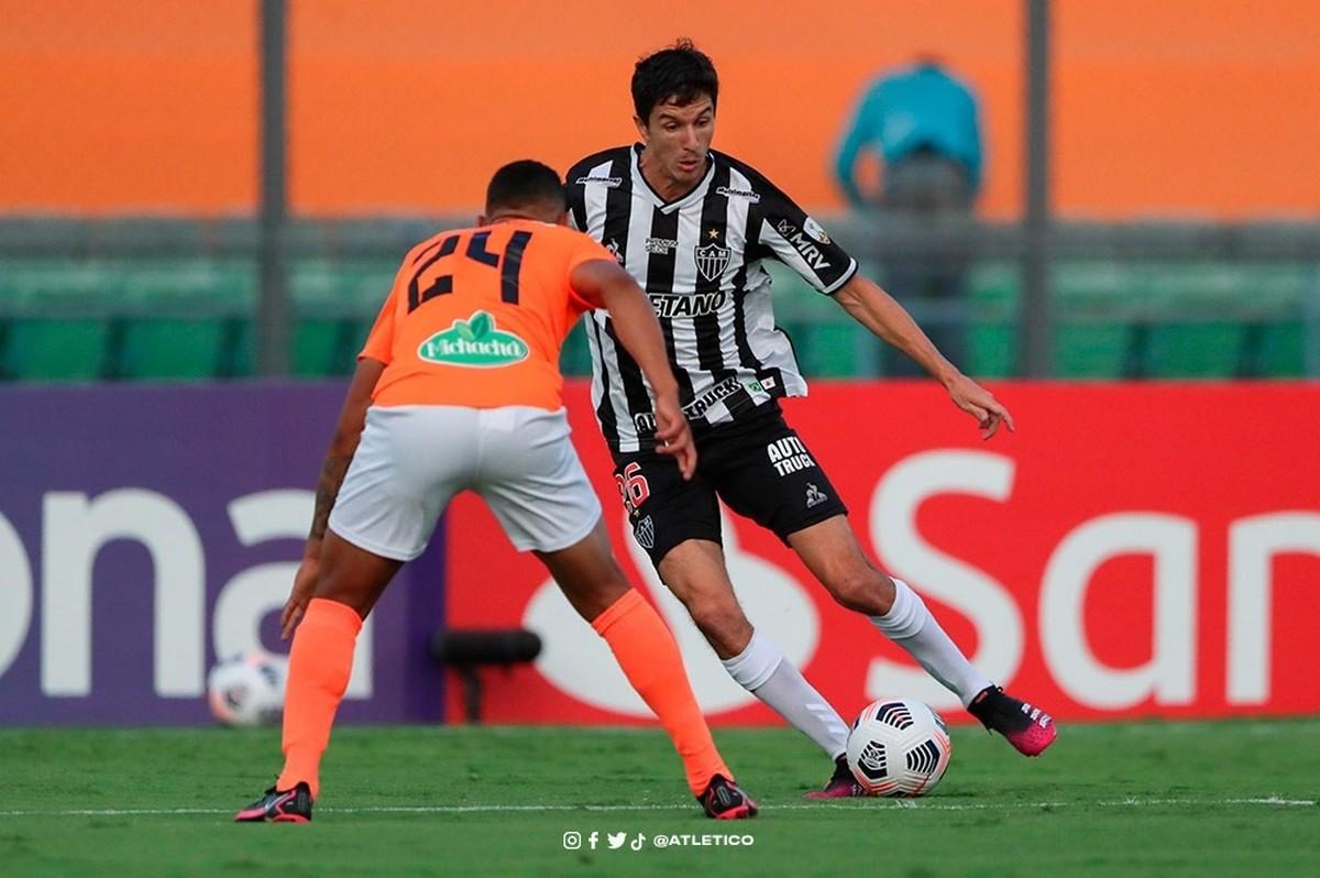 Análise: Atlético-MG permanece sem repertório na pressão ofensiva;  peças precisam ser substituídas    Atlético-mg