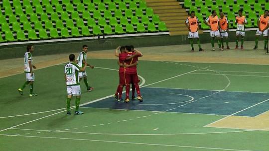 """Depois de gol aos 11 segundos, ala lança desafio na Taça Brasil: """"Fazer aos 3s"""""""