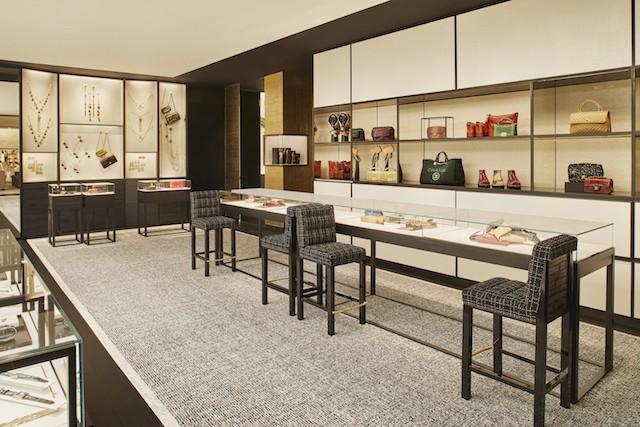 Um giro pela icônica loja da Chanel em Nova York, recém reinaugurada (Foto: Divulgação)