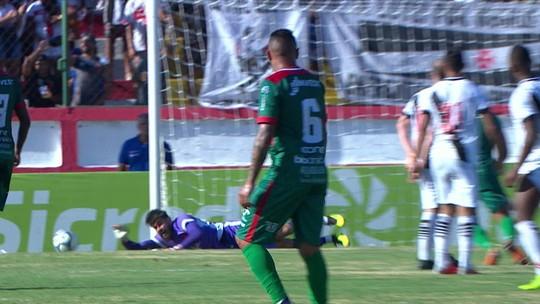 Portuguesa-RJ x Vasco - Campeonato Carioca 2019 - globoesporte.com