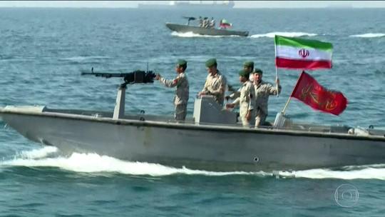 Reino Unido diz que Irã tentou bloquear navio petroleiro britânico