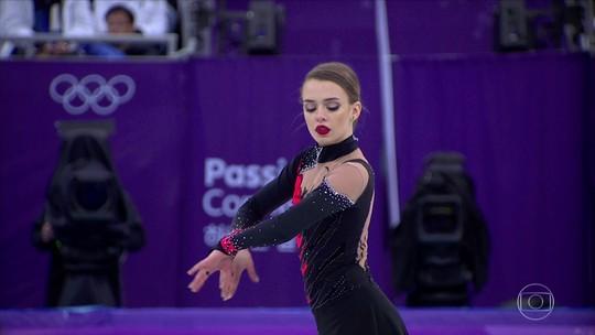 Isadora Williams faz história ao ser a primeira brasileira na final da patinação artística