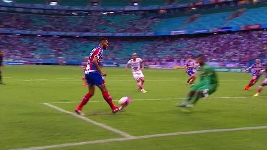 Golaço de Júnior Brumado, do Bahia é eleita a pintura da rodada do É Gol!!!
