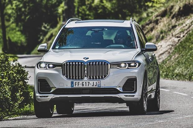 BMW X7 2019 (Foto: Divulgação)