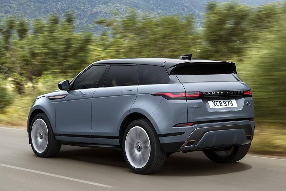 Novo Land Rover Evoque 2020 (Foto: Divulgação)