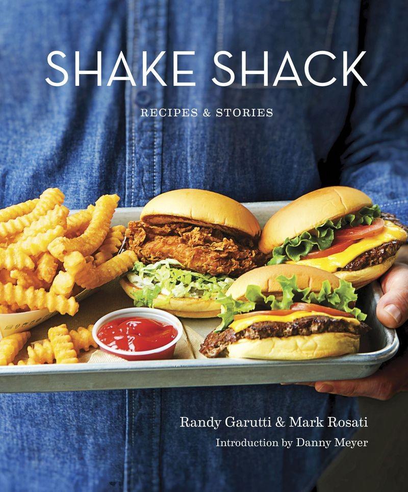 Livro de receitas Shake Shack