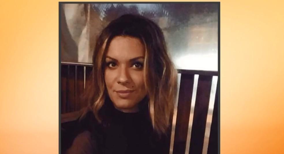 Designer de moda Bianca Mayara Wachholz foi morta em Blumenau, SC — Foto: Reprodução/NSC TV