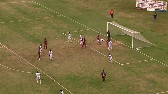 """Após confusão e eliminação, técnico do Caxias desabafa: """"Nem vontade de seguir"""""""