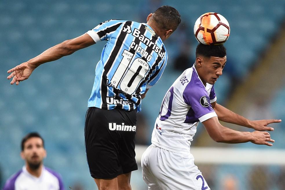 Volante marcou seis gols na temporada — Foto: Wesley Santos/Agência PressDigital