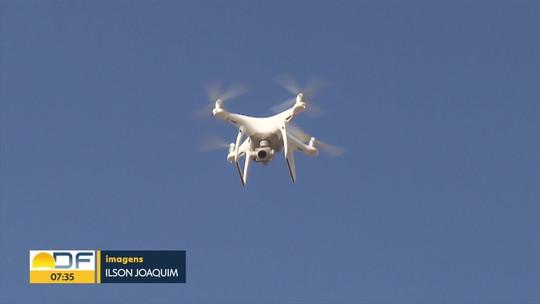 Mercado de drones cresce no DF
