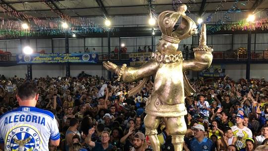 Foto: (Ana Paula Campos/TV Globo)