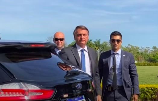 O Ford de Bolsonaro