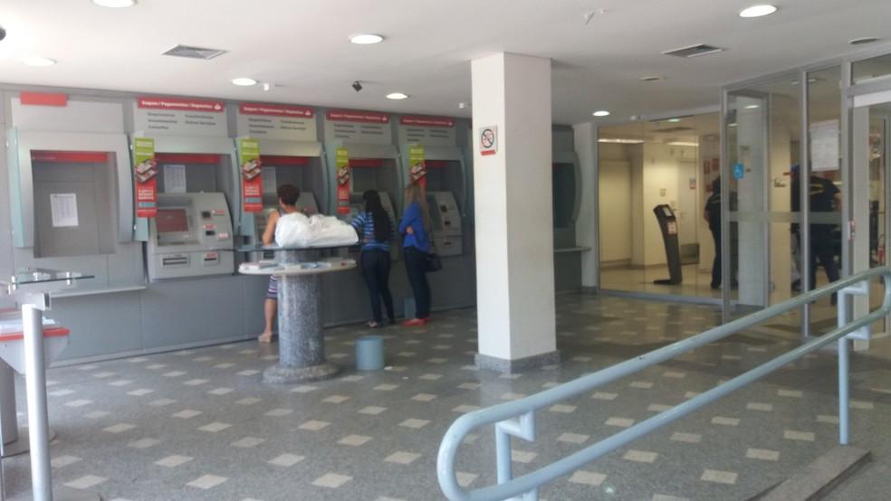 Bancos e lotéricas fecharão por 15 dias em municípios da PB com casos confirmados de coronavírus — Foto: Jéssica Alves/G1/Arquivo