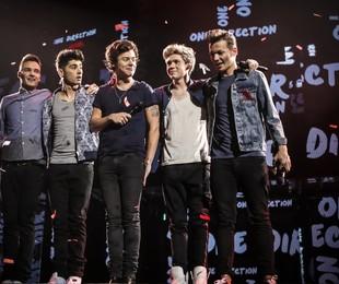 A boy band One Direction | Divulgação