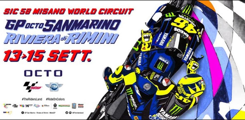 Esperando o GP de San Marino: está chegando o dia... — Foto: Divulgação