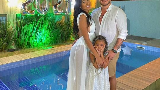 Filha de Pocah, do BBB21, completa 5 anos e namorado da cantora comenta sobre comemoração sem a sister