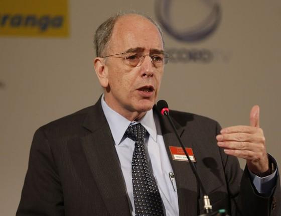 O Presidente da Petrobras, Pedro Parente  (Foto: Tomaz Silva/Agência Brasil )