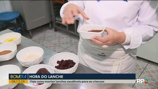 Professora de gastronomia dá dicas de receitas saudáveis para crianças