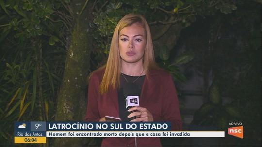 Homem morre após ser esfaqueado em Criciúma