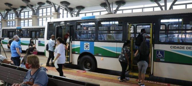 Cascavel tem alteração em itinerário de linha de ônibus, a partir de segunda (21); veja o que muda