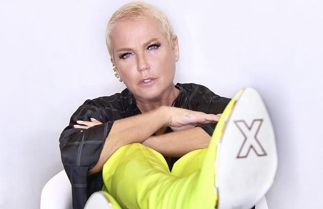 Entrevistar Xuxa é um desejo antigo de Tatá que se concretizará este ano (Foto: Reprodução/ Instagram)
