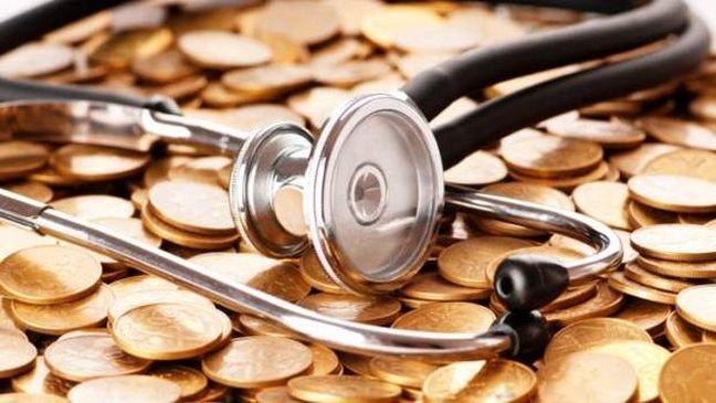 Saúde, dinheiro, estetoscópio (Foto: Arquivo Google)