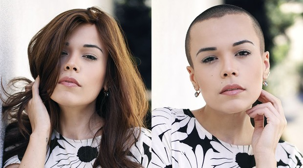 Peruca da Crown Wigs (Foto: Divulgação)
