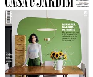 Revista Casa e Jardim: a edição de setembro de 2020 já está nas bancas!