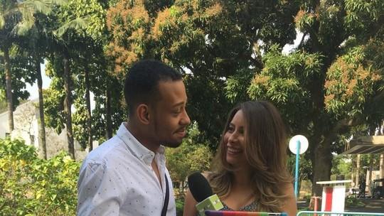 Antônio Carlos elogia Mumuzinho por homenagem a Mussum: 'Sensacional'