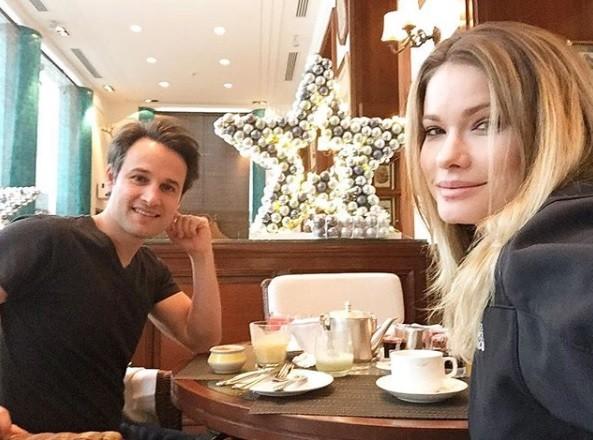 Karen Junqueira e Rodrigo Medina (Foto: Reprodução / Instagram)