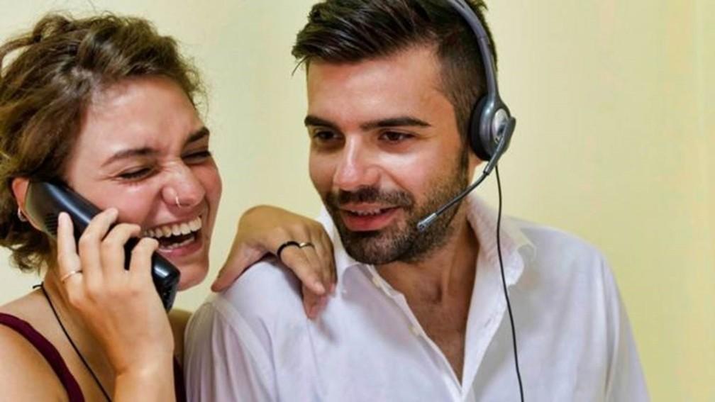 Monitorar os fatores que podem aumentar o risco de um casal ter uma briga permitiria que ela fosse evitada — Foto: BBC