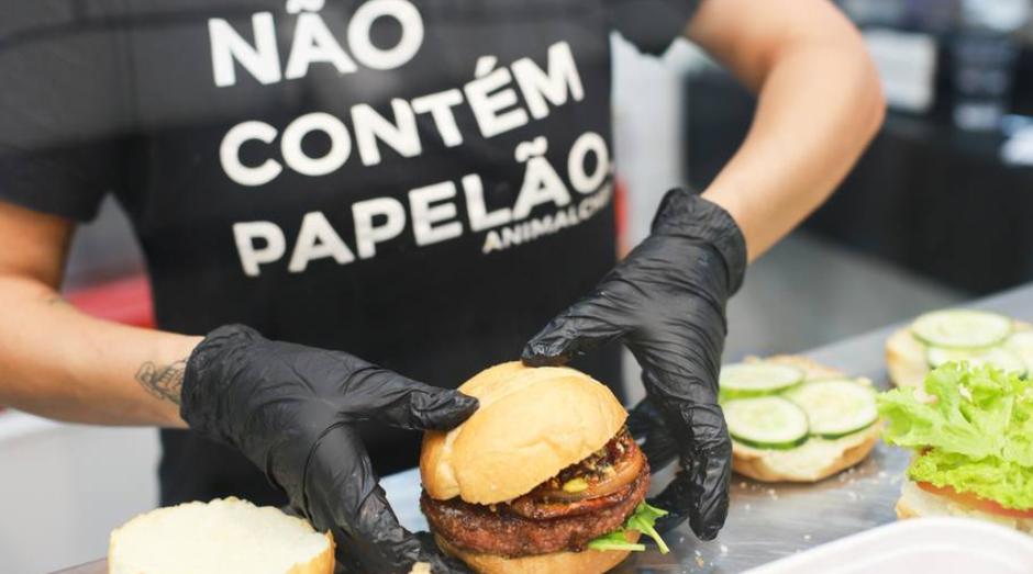 A Animal Chef é um dos negócios destinados a veganos (Foto: Estadão Conteúdo)