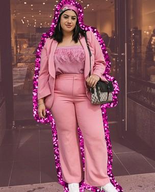 O look monocromático é um clássico fashionista (e fácil de usar!)