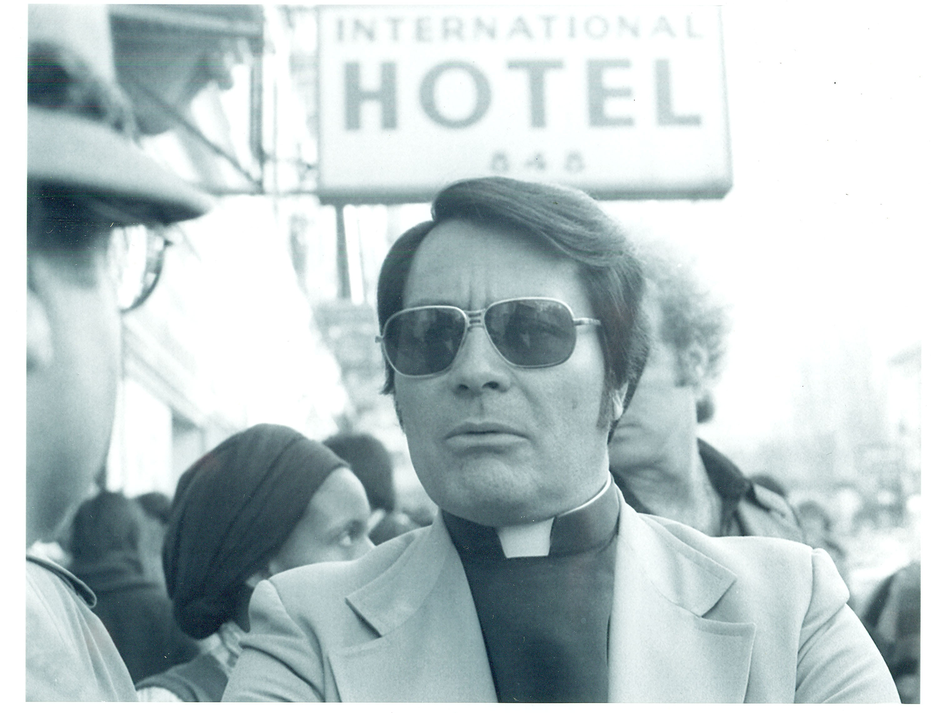 Jim Jones, que liderou seita suicida (Foto: Wikimedia Commons)