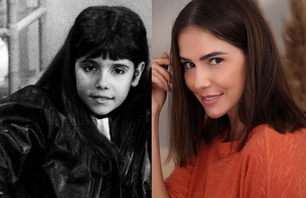 Aos 41 anos, Deborah Secco tem 30 de carreira. Estreou na novela 'Mico preto'. Ela está em Goiânia gravando a série 'Rensga hits!', do Globoplay (Foto: Reprodução)
