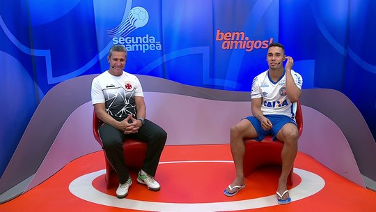 """Jorginho vê eliminação de forma positiva e mira sequência: """"Vasco vai crescer muito"""""""