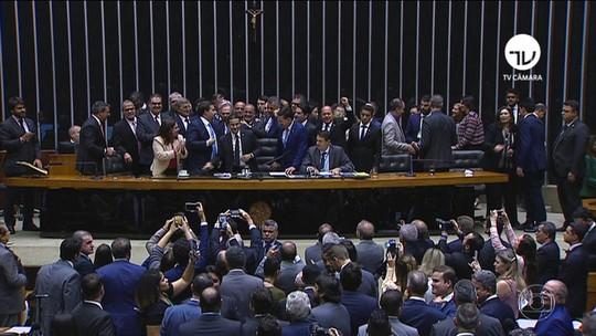 Previdência chega ao Senado sem mudanças no texto aprovado na Câmara