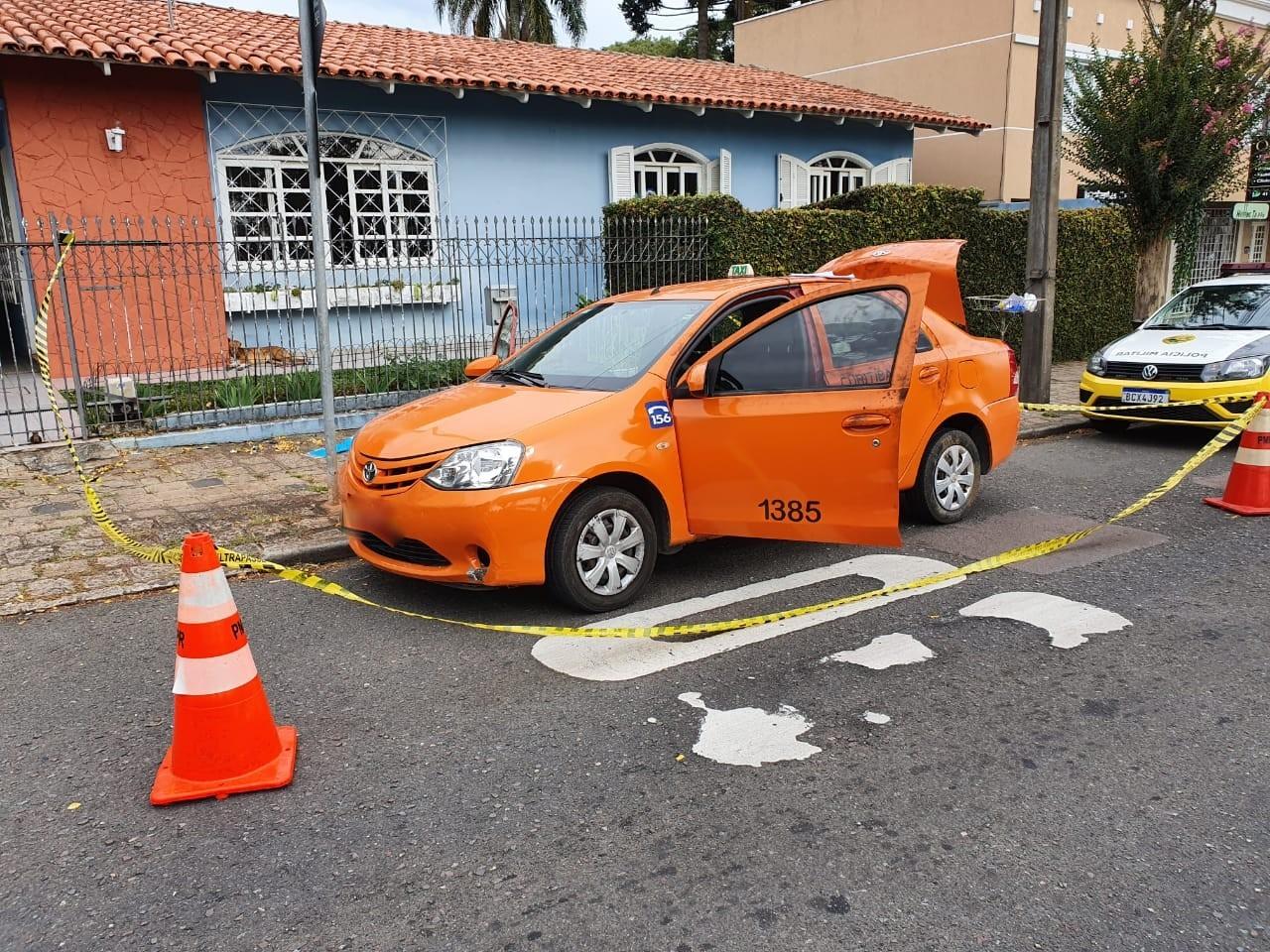 Motorista de aplicativo é encontrado morto na Região de Curitiba, diz polícia