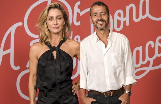 'A dona do pedaço' também marca o reencontro da diretora Amora Mautner e do ator Marcos Palmeira. Casados durante cinco anos, eles são pais de Júlia (Foto: TV Globo)