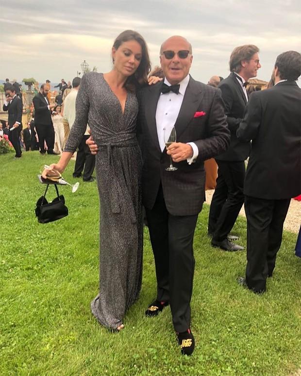 Simone Abdelnur e Marcelo de Carvalho (Foto: Reprodução/Instagram)