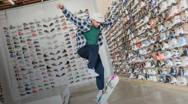"""Eric Koston é considerado o """"Michael Jordan dos skates""""  (Foto: Divulgação)"""