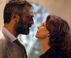 Miguel (Domingos Montagner) e Lígia (Débora Bloch) | TV Globo