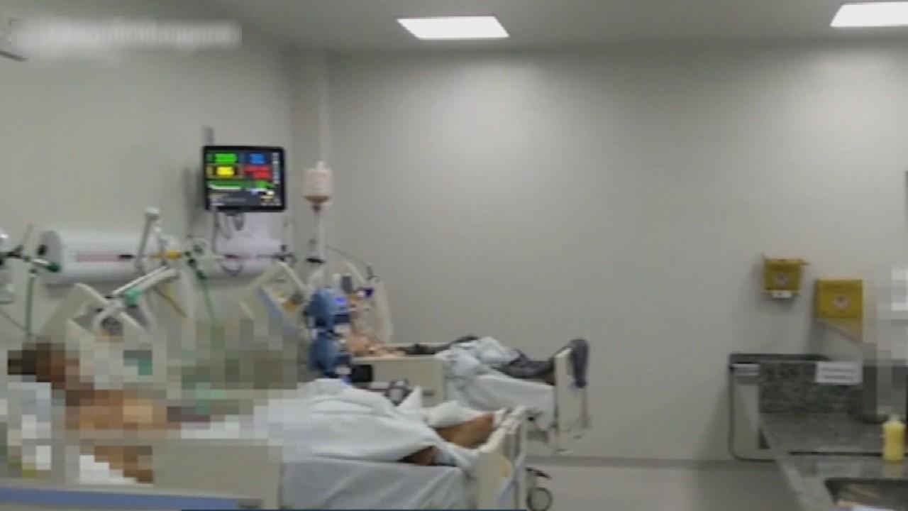 Goiás registra 102 mortos pelo coronavírus em um dia e tem 16 hospitais com 100% de ocupação de UTIs
