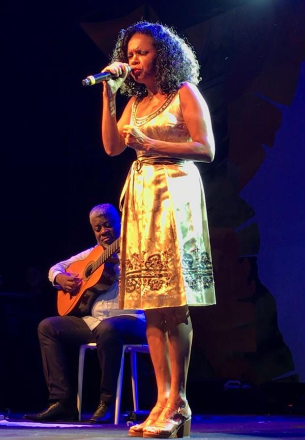 Teresa Cristina (Foto: Rafael Godinho/Ed.Globo)