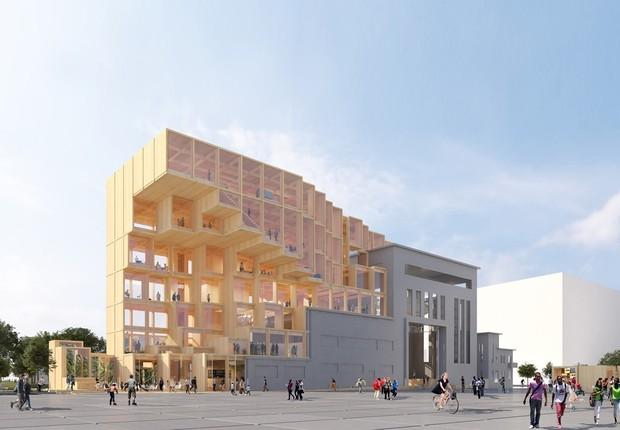 Projeto Odyssee Pleyel (Foto: C40 Cities)